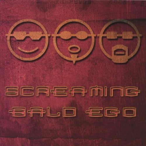 Screaming Bald Ego