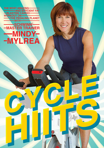 Mindy Mylrea: Cycle Hiits