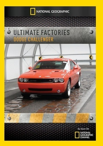 Ultimate Factories: Dodge Challenger