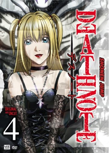Death Note: Volume 4