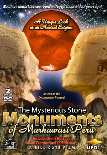 Mysterious Stone Monuments of Markawasi Peru
