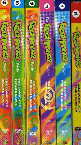 The Fresh Prince of Bel-Air: Seasons 1-6