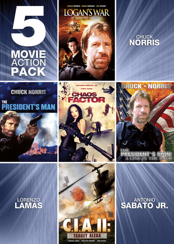 5-Movie Action Collection, Vol. 1