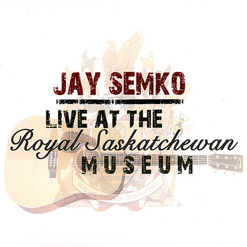 Live at the Royal Saskatchewan Museum