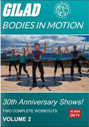 Gilad Bodies in Motion: 30th Anniversary Shows 2