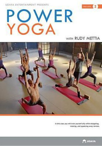 Power Yoga with Rudy Mettia