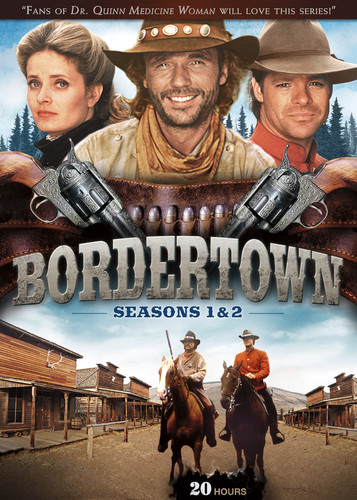 Bordertown: Seasons 1 & 2