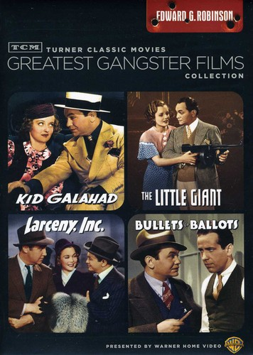 TCM Greatest Gangsters Films Collection: Edward G. Robinson