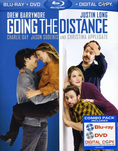 Going The Distance [2010] [WS] [Blu-ray/ DVD Digital Copy Combo]