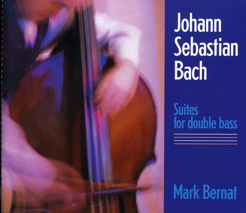 J.S. Bach Suites for Double Bass