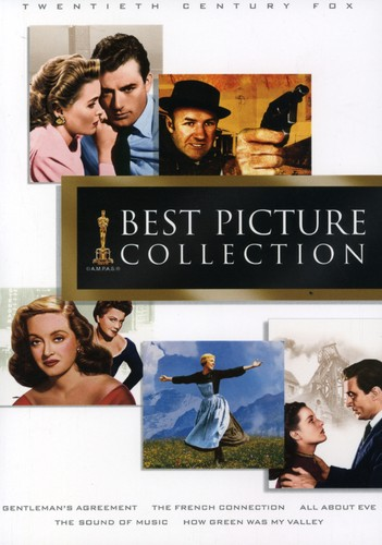 Best Picture Collection [Gift Set] [5 Discs] [Sensormatic]