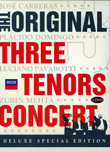 The Original Three Tenors in Concert