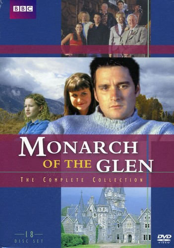 Monarch Of The Glen: The Complete Collection [Gift Set] [18 Discs] [Slipcase] [Repackaged]