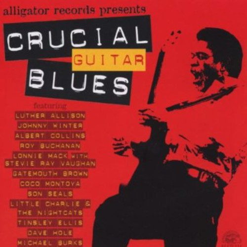 Crucial Guitar Blues /  Various