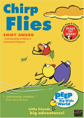 Peep and the Big Wide World: Chirp Flies