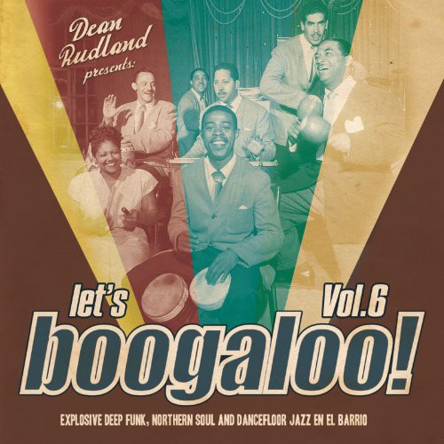 Let's Boogaloo: Explosive Deep Funk 6 [Import]
