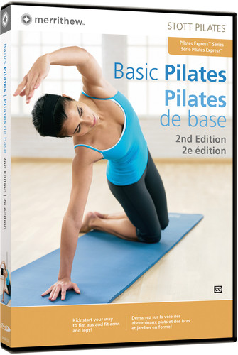 Basic Pilates 2nd Edition (Eng/ Fre)