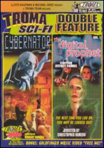 Cybernator/ The Digital Prophet [Double Feature]