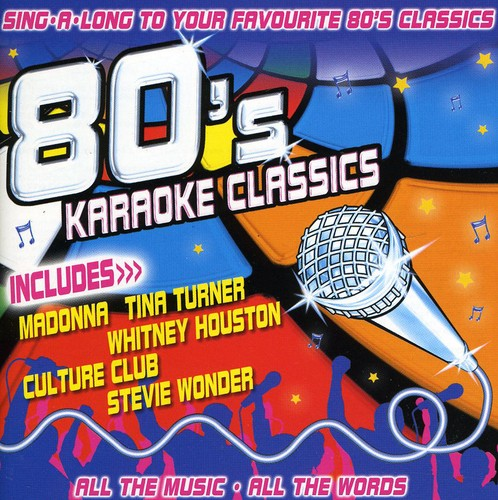 Eighties Karaoke Classics
