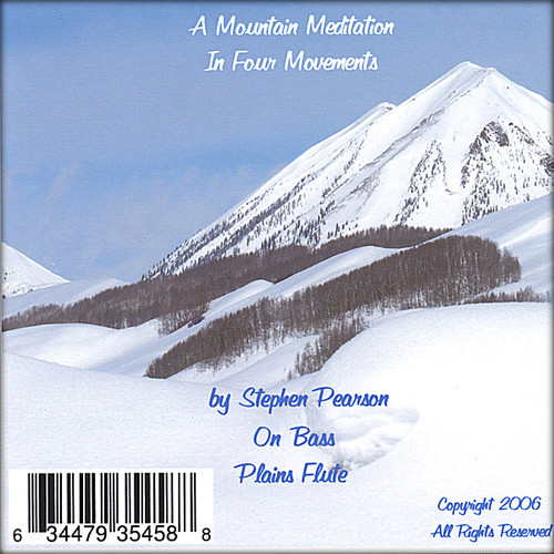 Mountain Meditation in Four Movements