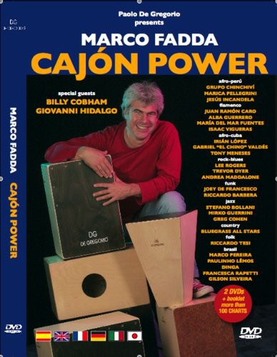 Cajon Power: Marco Fadda