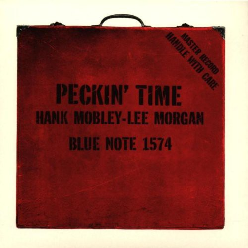 Peckin Time [Import]