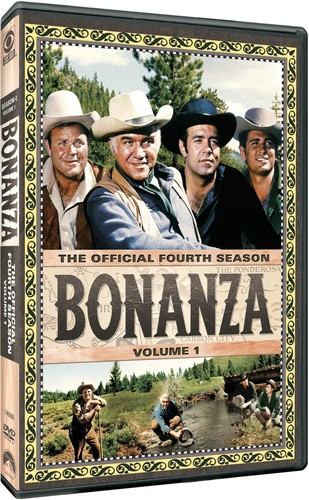 Bonanza: The Official Fourth Season Volume 1