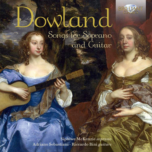 Dowland: Songs For Soprano & Guitar