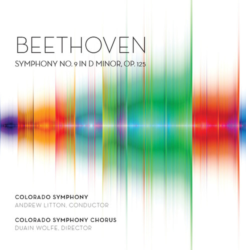 Ludwig van Beethoven: Symphony No. 9 in D minor Op 125