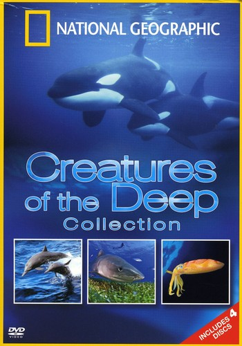 Creatures of the Deep Collection