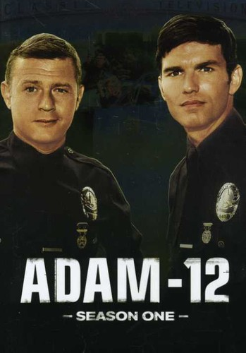 Adam-12: Season One [Full Frame] [2 Discs] [Snap Case With Outer Box]