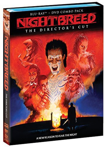 Nightbreed: The Director's Cut Combo