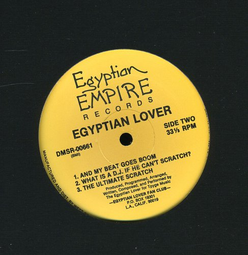 Egypt Egypt /  What Is a DJ /  Ultimate Scratch