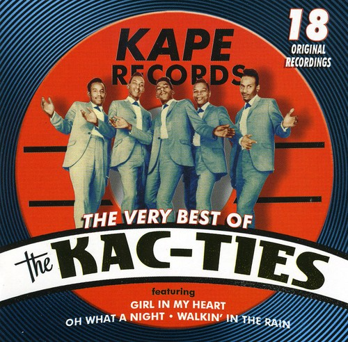Very Best of the Kac-Ties