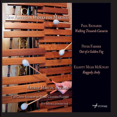 New American Works for Marimba