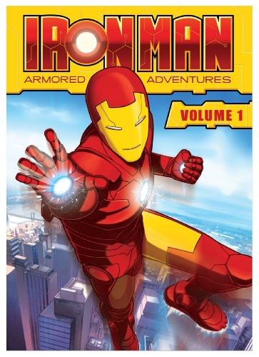 Iron Man: Armored Adventures, Vol. 1 [Widescreen] [O-Sleeve]