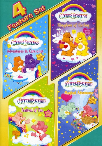 Care Bears Classic Quad [Full Frame] [2 Discs]
