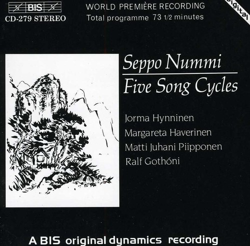 5 Song Cycles