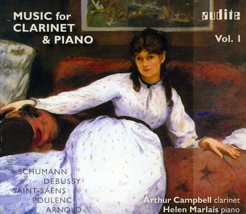 Music for Clarinet & Piano