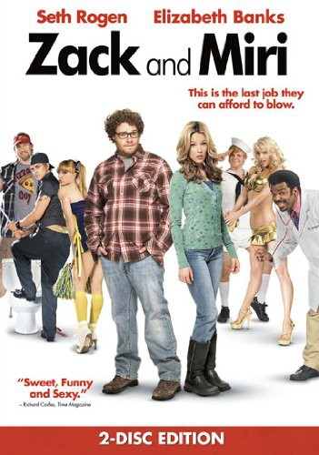 Zack and Miri [Widescreen] [2 Discs] [Alternate Title]