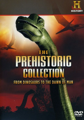 Prehistoric Collection: From Dinosaurs To The Dawn Of Man [8 Discs]