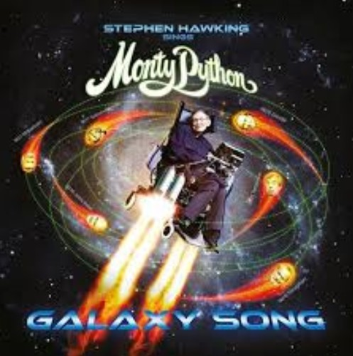 Galaxy Song (Stephen Hawking Version)