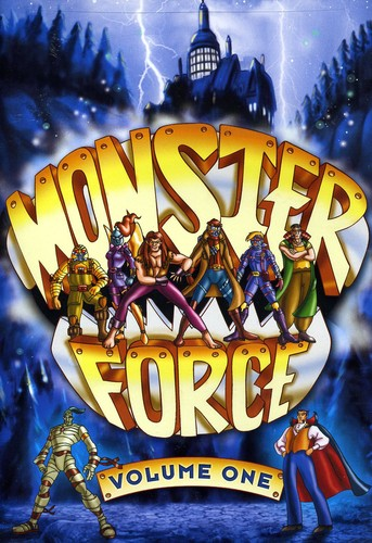 Monster Force, Vol. One [Full Frame]