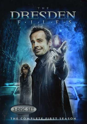 Dresden Files: The Complete First Season