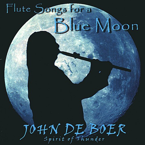 Flute Songs for a Blue Moon