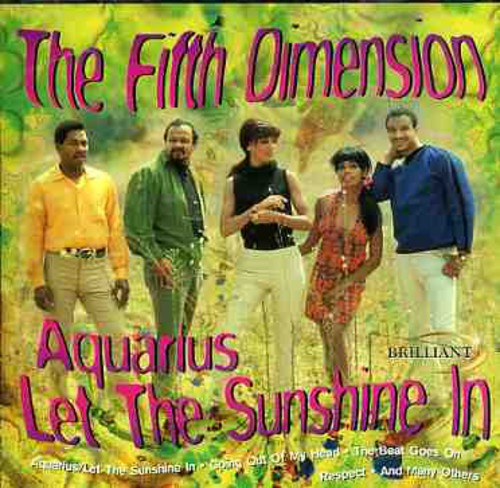 Aquarius /  Let Sunshine in [Import]