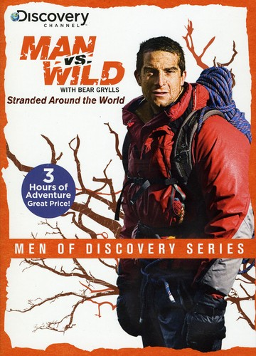 Man Vs. Wild: Stranded Around The World [Widescreen]