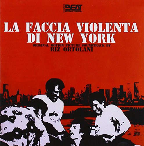 La Faccia Violenta Di New York (Original Soundtrack) [Import]