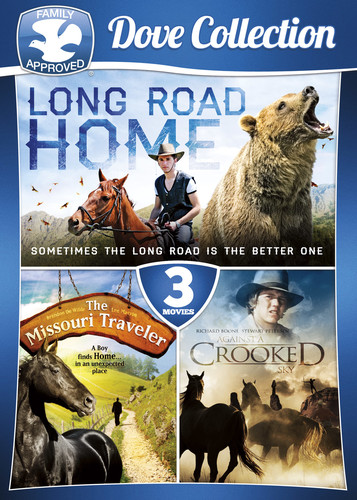 3-Movie Family Dove Collection, Vol.2