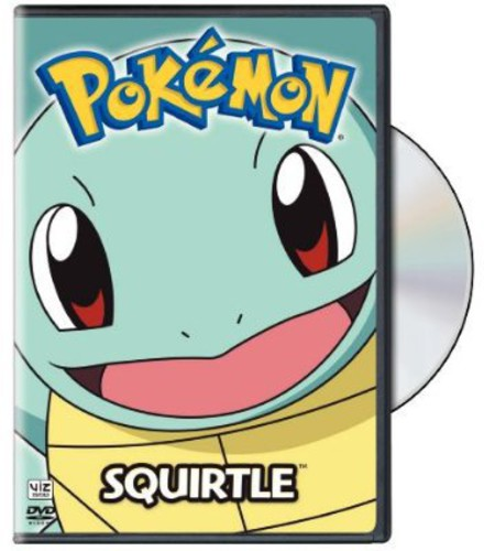 Pokemon, Vol. 4: Squirtle [10th Anniversary] [Full Screen] [Japanimation]
